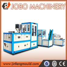 Hydraulic compression molding machine for making oil bottle cap