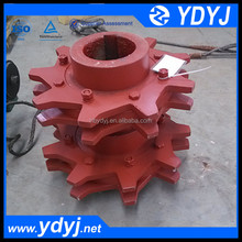Wear resistance Driving wheel for chain conveyor