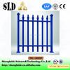 Aluminium Garden Fence Spear Fence Tubular Fence ISO9001 HL-002 manufacturer