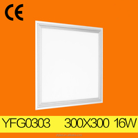 30x30cm square flat ceiling led light
