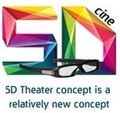 5d simulador de teatro