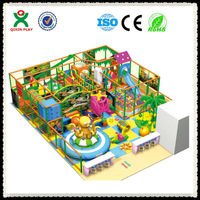 little tikes indoor playground children play indoor playground kids indoor playsets wooden indoor playsets for toddlers QX-106A