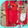 New design air pressure oil floor lift jack with filter