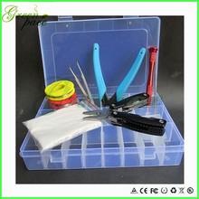 2014 Best vape band Greenpace wholesale rebuild vape rda tools with e cig a1 wire