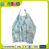 Hot Sales 100% Organic Cotton Classic Baby Breast Nursing Cover
