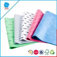 Fashionable custom bulk tissue paper