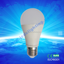 CE RoHS EMC LVD A60 10W 12W LED BULB E27