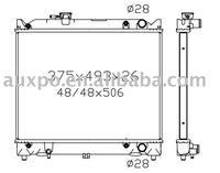 auto radiator(suitable for: Escudo/Side Kick/Vit 90-94 DPI:2089 MT)