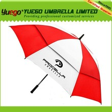 latest dress designs chinese automatic advertising wholesale golf umbrella