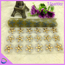 Customized Clothing Crystal Stone Fashion Crafts for Shoes Decoration