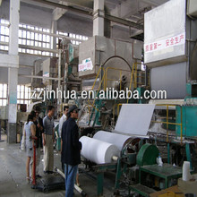 1760mm 5T/D Kitchen Paper Towel Making Machine, Paper Production Line