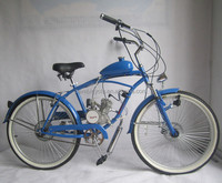 gas powered motorized bicycle moto bicicleta