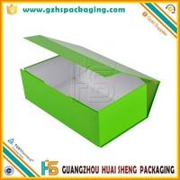 Alibaba custom magnetic closure cardboard paper gift boxes wholesale