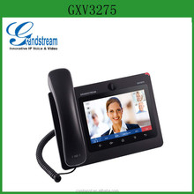 Grandstream GXV3275 WiFi and 7 Inch Touch Screen IP Vedio Phone for Android