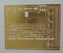 Top quality Photo etched brass for models, etched brass, electronics parts