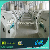 Turnkey plant projects wheat flour mill complete wheat semolina processing machine price