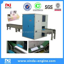 new design facial tissue cutting machine manufacturer,facial tissue roll log saw machine price FT281