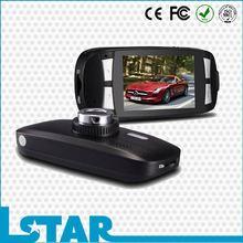 Warranty one year dvr cam dash in car black box