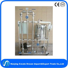 Resistance to acid and alkali water processor