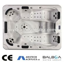 factory fashion design air jet massage outdoor spa hot spa bath , sex massage tub