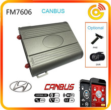 Reliable Quality gsm car alarm system cell phone control ---FM7606