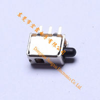 The quality of the best wholesale sales side key best 4 pin Push Switch PS-12F05-1P2T(lock and non lock)