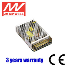 150w meanwell power supply 24v power supply with CE UL GE TUV