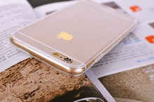 ultra thin 4.7 inch tpu mobile phone case, Soft TPU transparent case for iphone 6
