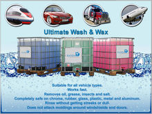 Ultimate Wash and Wax IBC 1000 Ltr