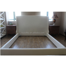 Home Bed Specific Use and Soft Bed Style Carved Kids Double Deck Bed