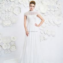 High end costorm made Siduo Original Design white night sleeping dress night dress wedding dress
