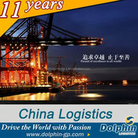 Ocean freight services/sea freight rates/sea transportation services/sea shipping agent from China to Manama,Al -----Dolphin