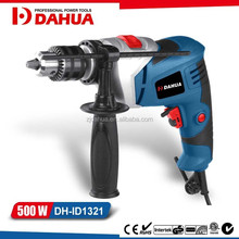 500W 13mm DIY IMPACT DRILL/ELECTRIC DRILL/POWER TOOL DH-ID1321