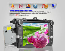 8 inch Economical price Android Double Din Car DVD GPS