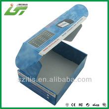 duplex board with grey back paper box