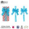 Hot sale cheap ribbon gift ribbon bow with elastic loop