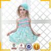 Girls boutique clothing , Original children cloth , chiffon girls party dresses