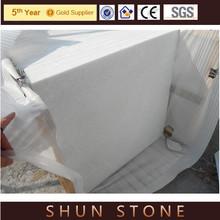 pure white marble slabs flooring decorative