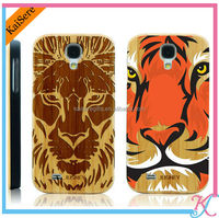 Best selling High Quality Wood mobile phone Case / Wooden cellphone cover/Shell