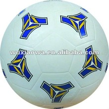 game sports hot design rubber soccer ball/rubber football/factory