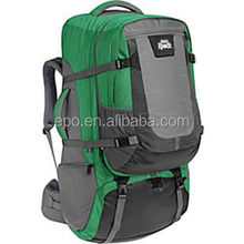 55L Plus 20L light weight backpacks for hiking