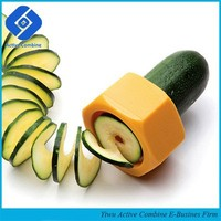 Kitchen Accessories Cooking Tools Vegetable Slicer Vegetable Cucumber Spiral Vegetable Slicer