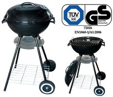 weber grill using stainless steel kettle bbq grill