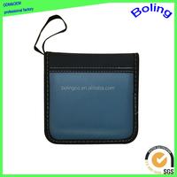 oxford cloth CD storage case PP CD zipper bag