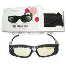 Hot selling product 3d glasses dlp projectors