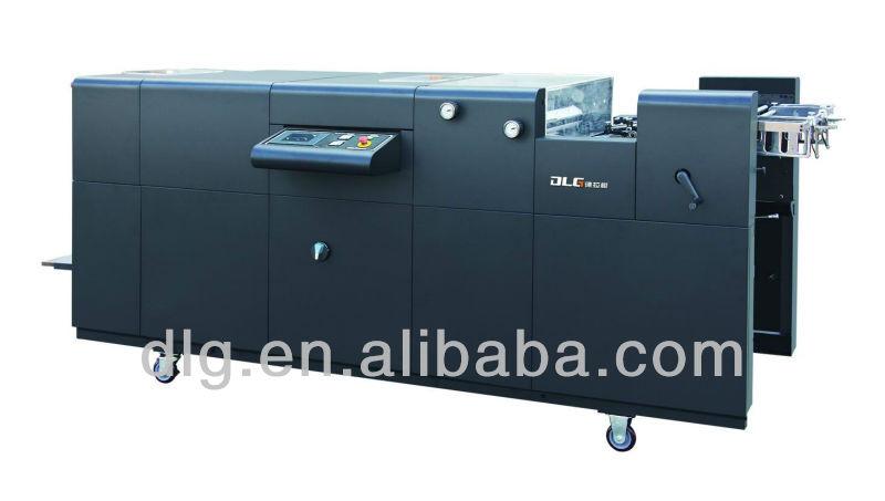 Micro Coater automático / Manual de, Máquina de recubrimiento, Barniz de la máquina ( SGZ-W620A )