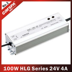 100W 24 volts switch mode power supply