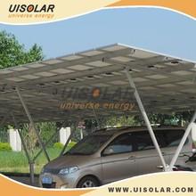 Solar Carport mountings/racking system