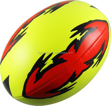 wholesale rugby ball size 5/souvenir rugby ball