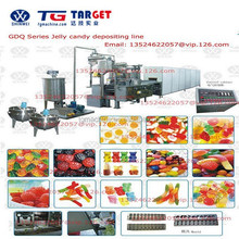 Automatic jelly/gummy candy production line